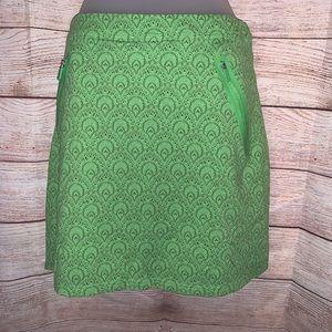 Clover by Bobby Jones Golf Skirt